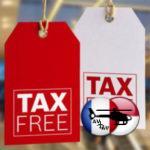 В Домодедово запущена система tax free