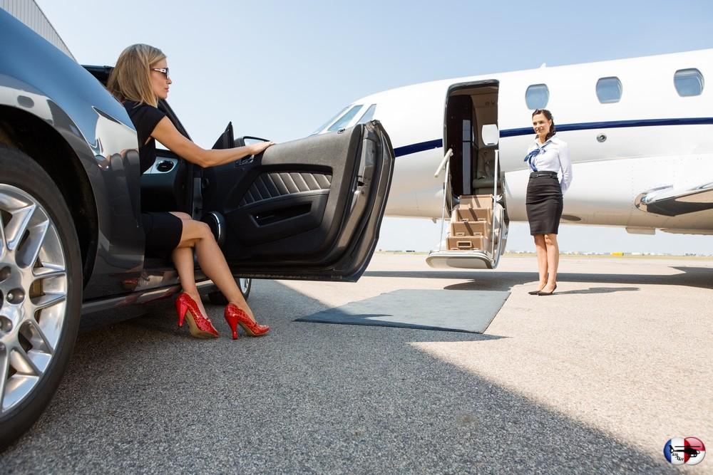 Преимущества частных перелетов из Домодедово