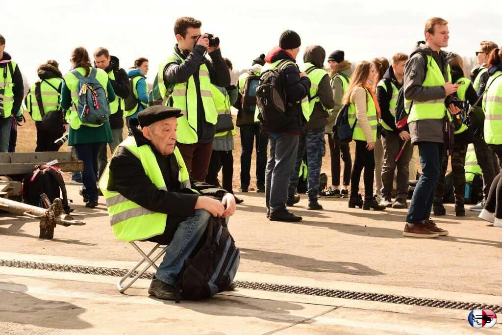 Аэропорт Домодедово организовал самый массовый споттинг