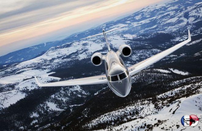 Активность бизнес-авиации в Европе незначительно сократилась