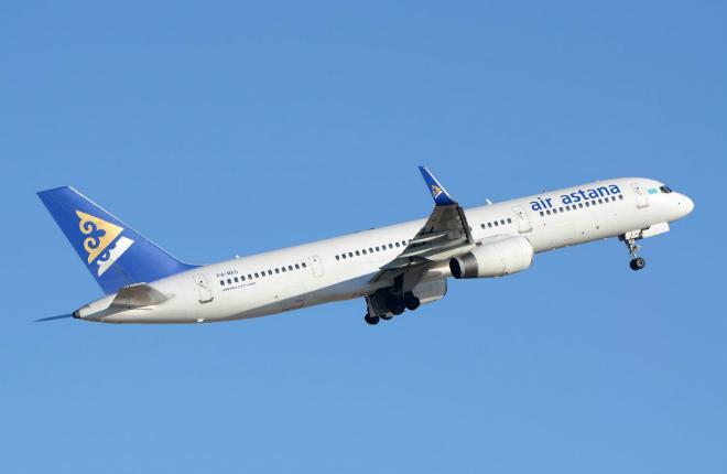 Авиаоператор Air Astana переводит московские рейсы в Домодедово