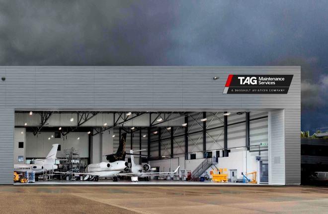 Dassault Aviation завершил сделку с TAG Aviation